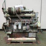 liquid emission circuits are used in marine diesel engines